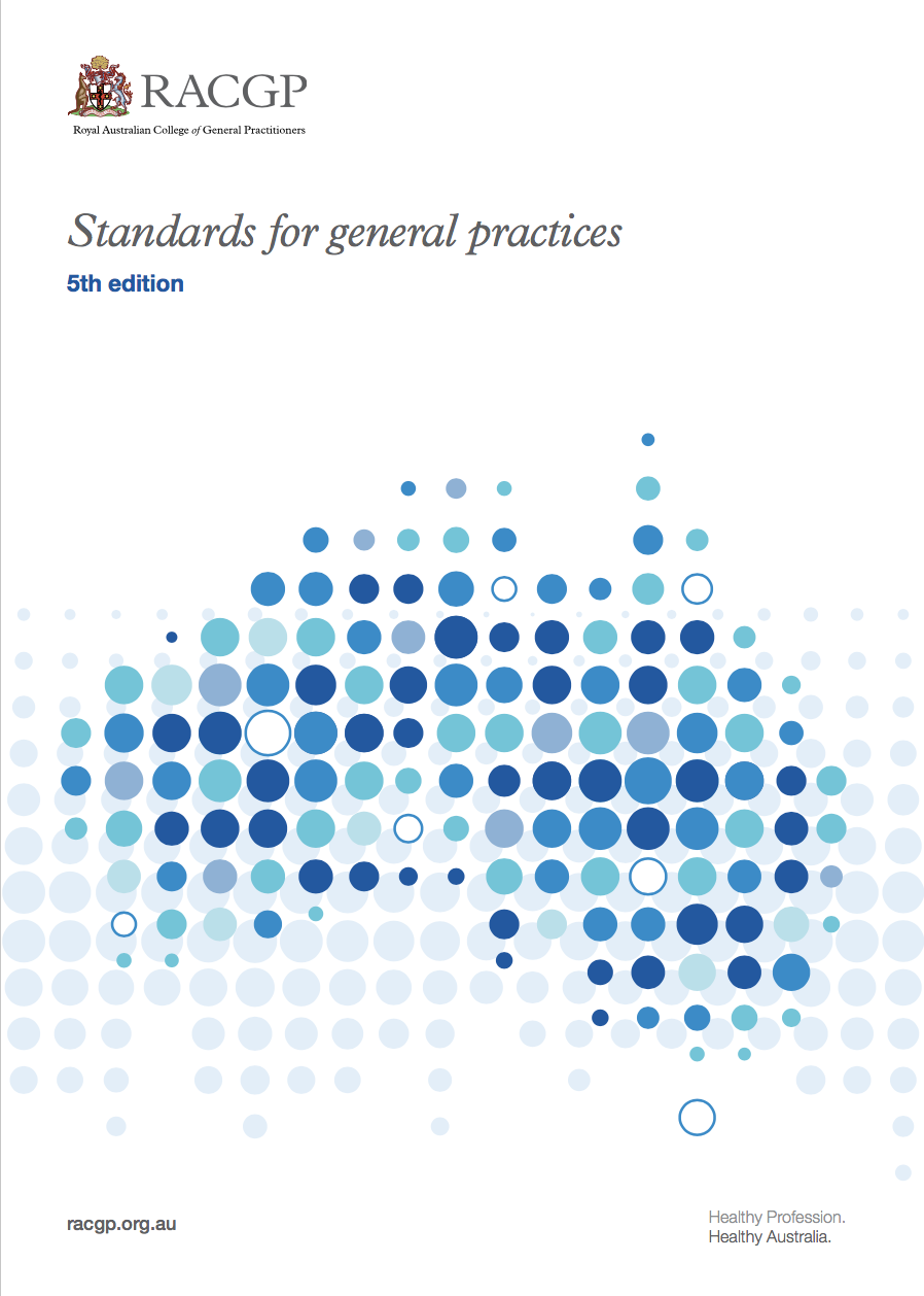 RACGP Standards for general practices 5th-edition
