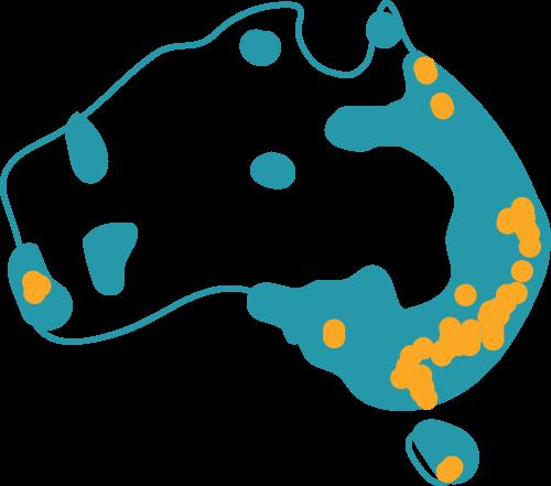 GP surveyor map